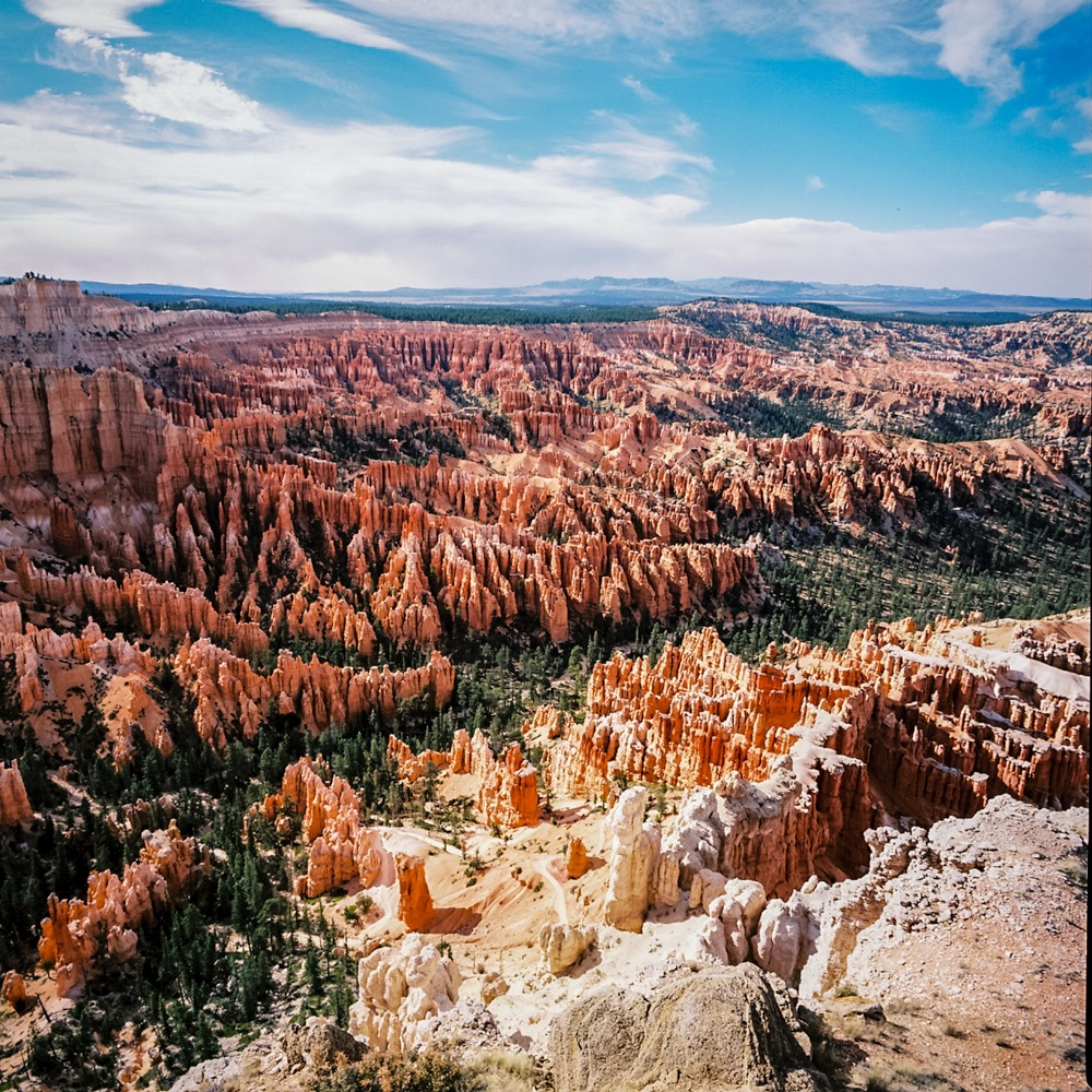 Bryce Point, Bryce Canyon NP, Utah